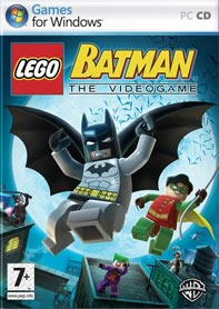 LEGO Batman The Videogame Demo