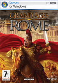 Grand Ages: Rome Demo