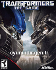 Transformers The Game (demo)