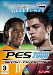 Pro Evolution Soccer 2008 demo