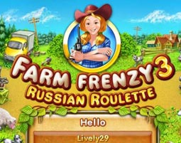 Farm Frenzy 3: Russian Roulette Demo