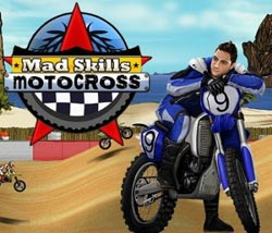 Mad Skills Motocross Demo